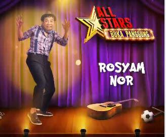 Live Streaming All Star Buka Panggung 13.9.2019