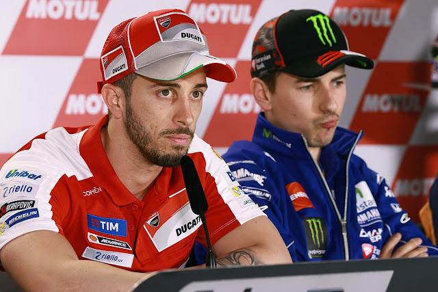 berita motogp : Dovizioso : Musim Depan Saya Akan Kalahkan Lorenzo