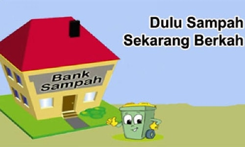 Program Bank Sampah Di MTSN 34 Jakarta