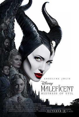 Poster Maleficent: Mistress of Evil 2019