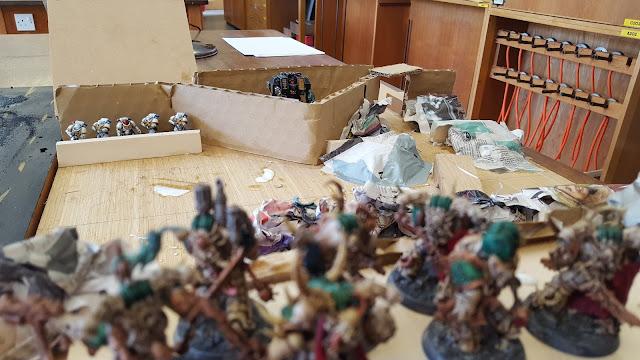 warhammer 40k terrain