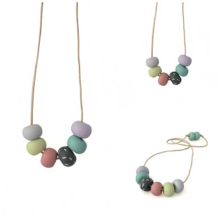 New Long Beaded Necklace at Lottie Of London Jewellery
