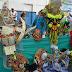Secretaria de Turismo promove exposição de fantasias da Beija-Flor de Nilópolis