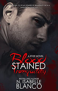 Blood Stained Tranquility by N Isabelle Blanco