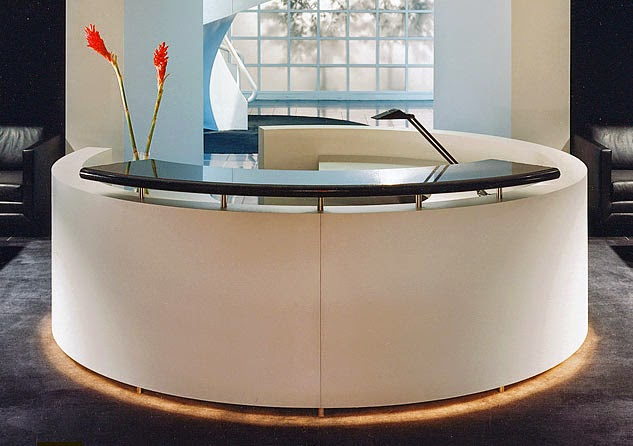Best Reception Desks For Office Welcome Areas