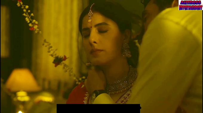 Isha Talwar, Shernavaz Jijina sexy kissing scene - Mirzapur s02 (2020) HD 720p
