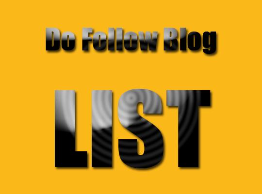 blog rencontre dofollow
