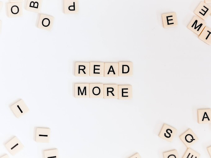 Read more what you love? What you like? What you get?