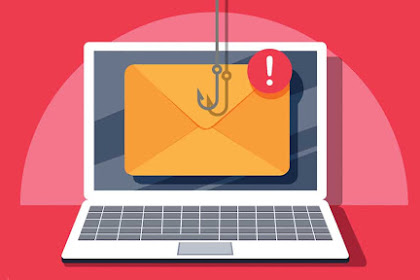 Cara Menghindari Email Phishing dan Cara Membedakannya