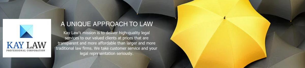 Kay Law Professional Corporation | Kitchener Ontario | Real Estate Law Business Law Litigation