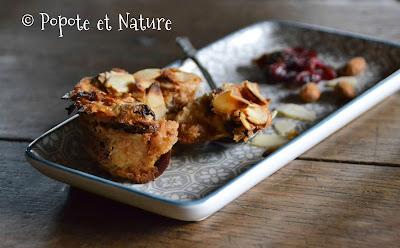 Oum ali ou pudding égyptien ©Popote et Nature
