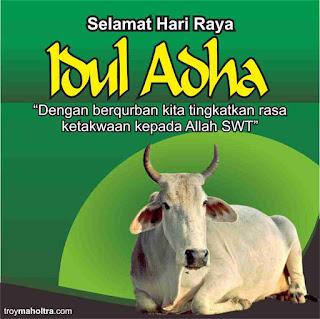 Stiker Idul Adha