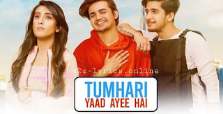 TUMHARI YAAD AYEE HAI LYRICS - TRANSLATION - GOLDIE SOHEL