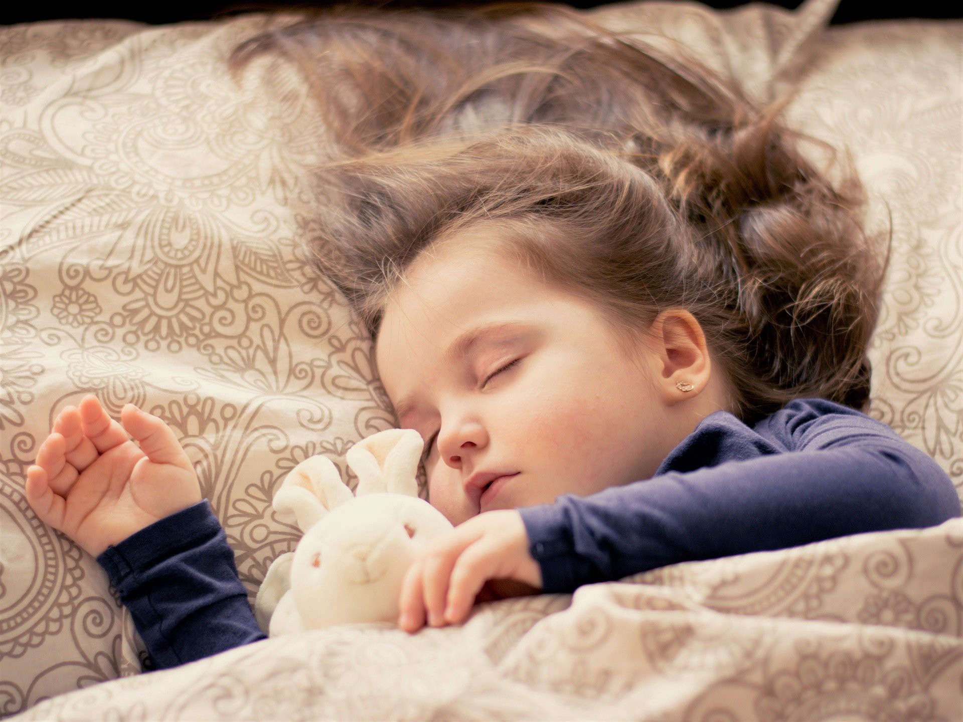 Importance of Sleeping for Kids