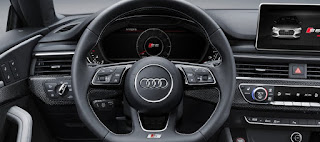 2018 Audi S5 Coupe Interior