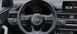 2018 Audi S5 Coupe Interior