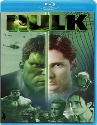 Hulk (2003) 480p 350MB Blu-Ray Hindi Dubbed Dual Audio [Hindi + English] MKV