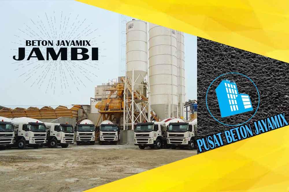 harga beton jayamix jambi 2020