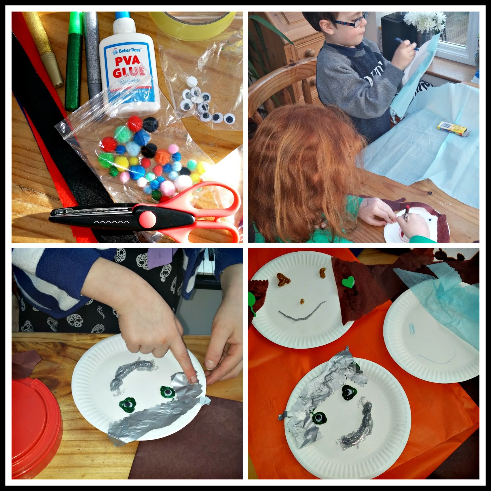 crafts for kids, play dates