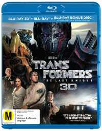 Transformers The Last Knight 3D HSBS Hindi - English - Tamil - Telugu 720p 1080p