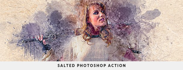 Grunge Painter Photoshop Action - 51