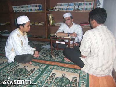 tes pesantren tahfidz qur'an indonesia