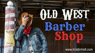 Kristin Holt | Old West Barber Shop