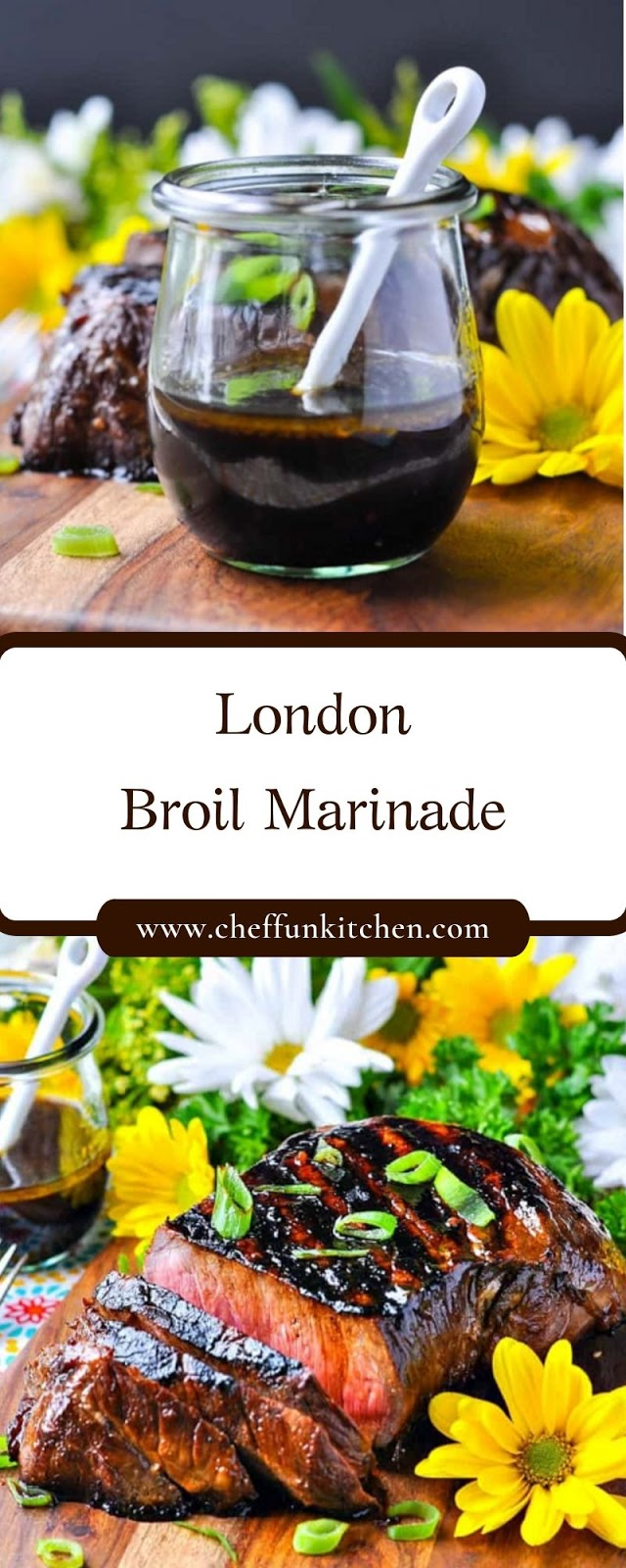London Broil Marinade