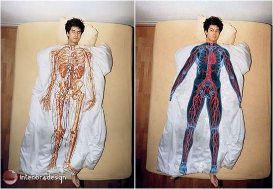 3D Bed Linens 10