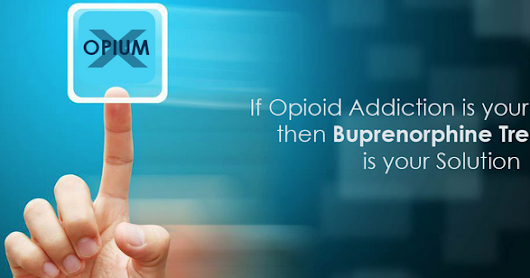 De Addiction with Buprenorphine treatment ma