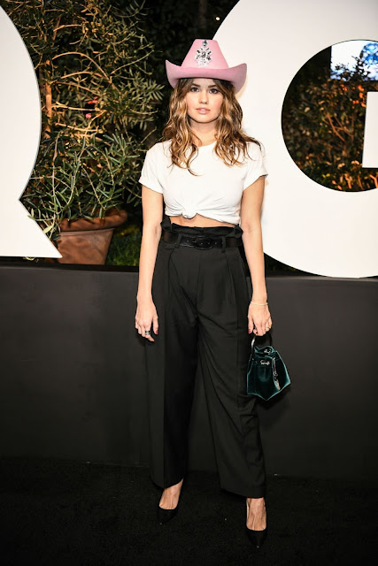 Debby Ryan Clicks at GQ Men of the Year Party in West Hollywood 5 Dec-2019