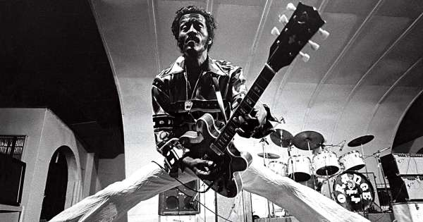 Chuck Berry: Ο Πατέρας του Rock 'n' Roll