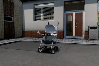 Stroller Bayi - ETS2 v1.35