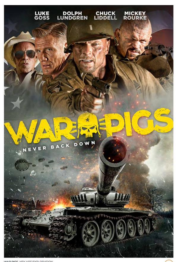Nonton Film War Pigs (2015)
