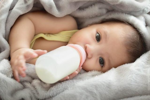 Susu untuk Bayi Usia 0- 12 Bulan