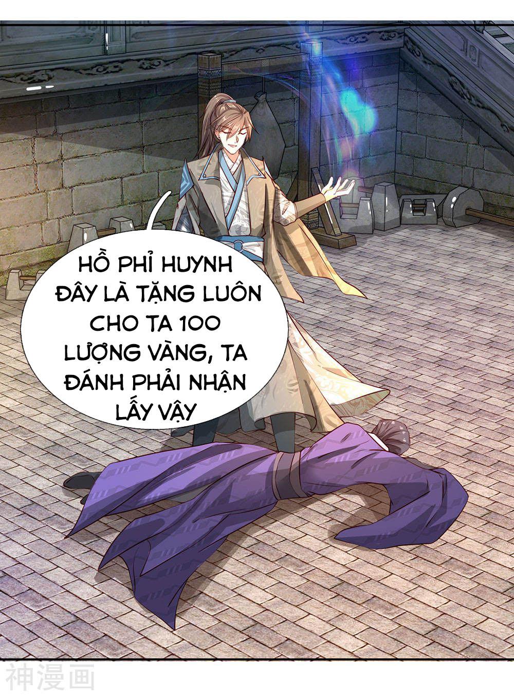 Nghịch Thiên Kiếm Thần Chapter 72 - Truyenmoi.xyz
