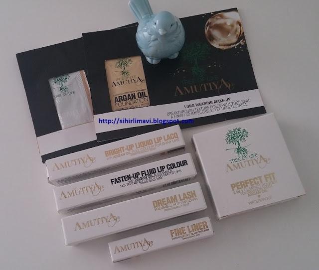 tree of life, amutiya, lipgloss, fondoten, rimel, maskara, eyeliner, dipliner, blog, blogger