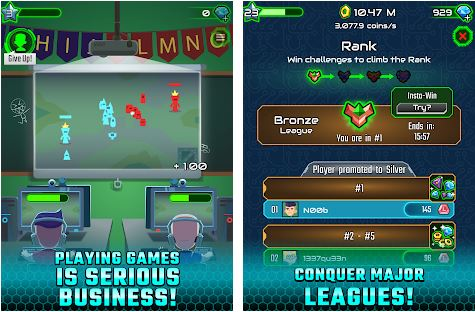 download league of gamers mod apk 2