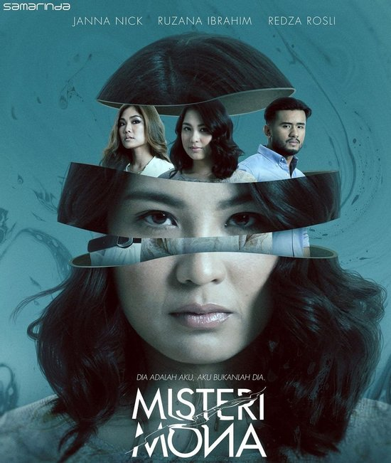 Drama Misteri Mona Di Slot Samarinda TV3 Dari Episod 1 hingga 8 (Akhir)
