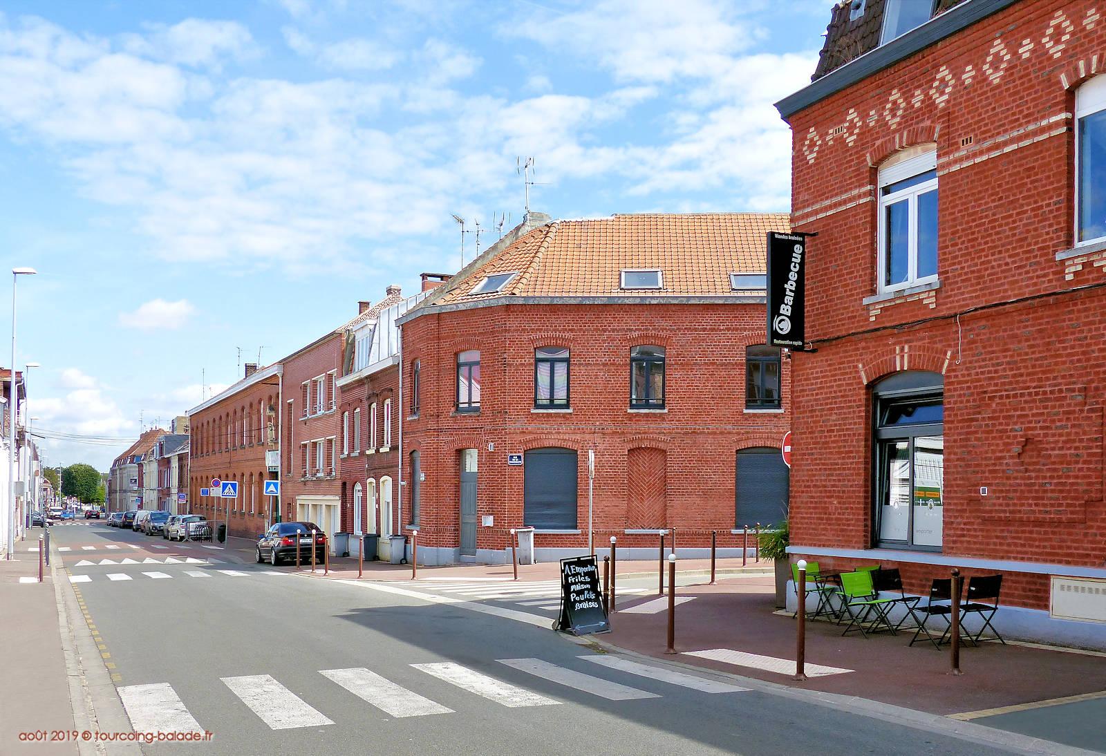 Rue du Blanc Seau, Tourcoing