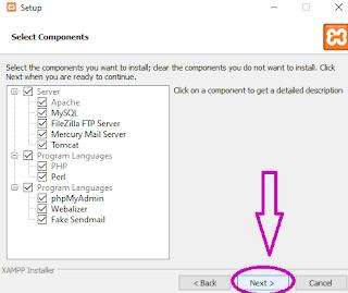 How to install Xampp