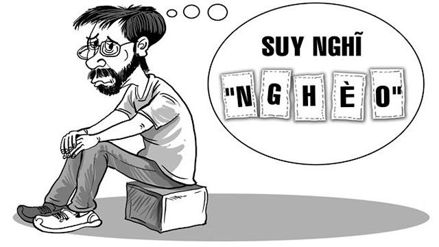 Những tư duy và lý do khiến bạn nghèo