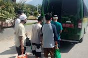 Antisipasi Over Load, Polres Sigi Pindahkan 6 Tahanan Ke Lapas Kelas IIA Palu