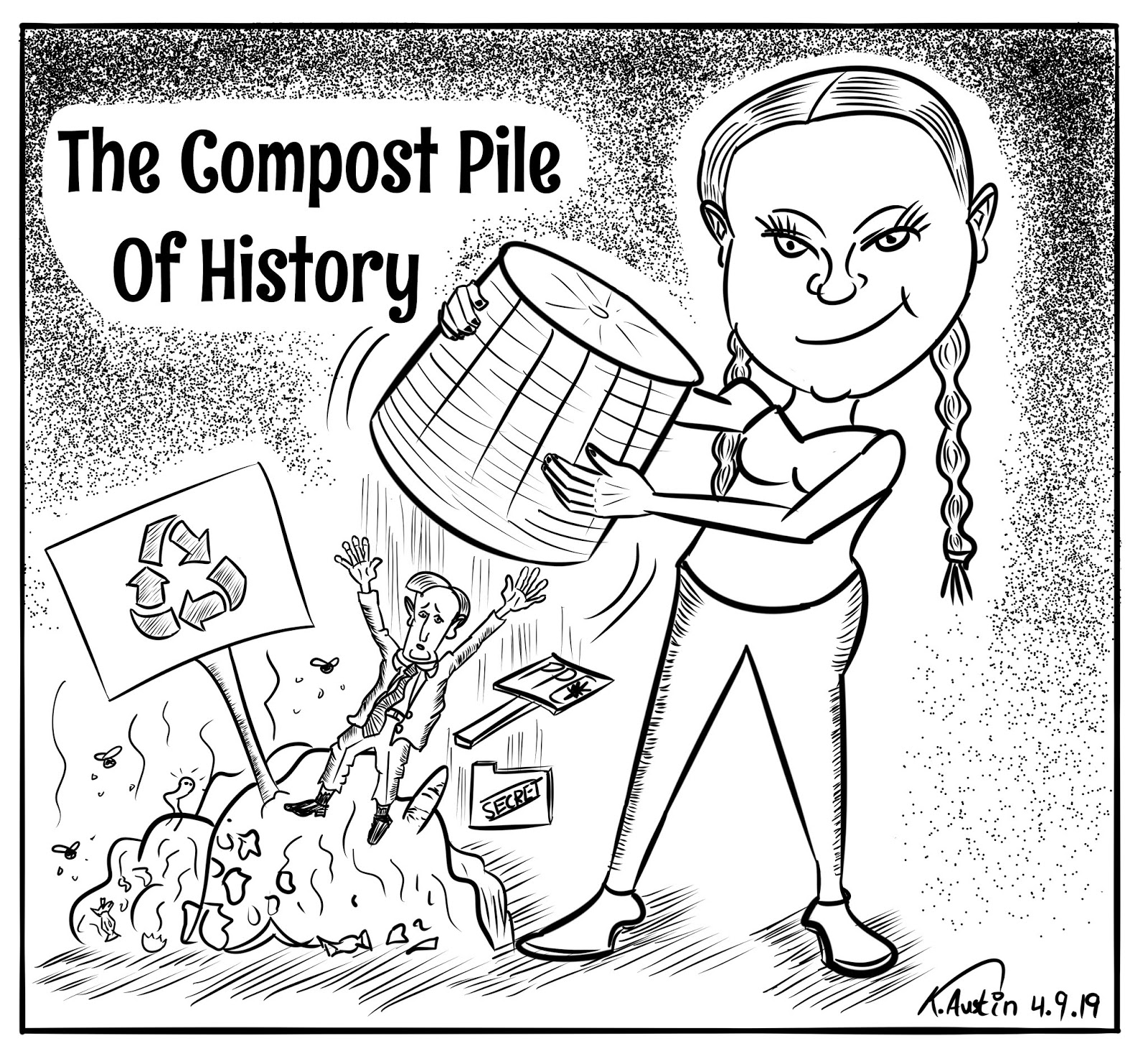 Freak's Own: The Compost Pile of History
