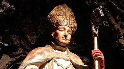 Saint Toribio de Mogrovejo