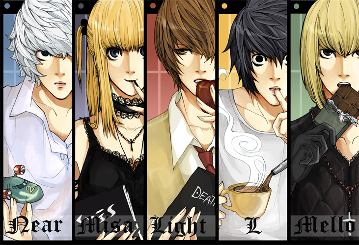 Death Note Character Creation Rp - Forums - MyAnimeListnet