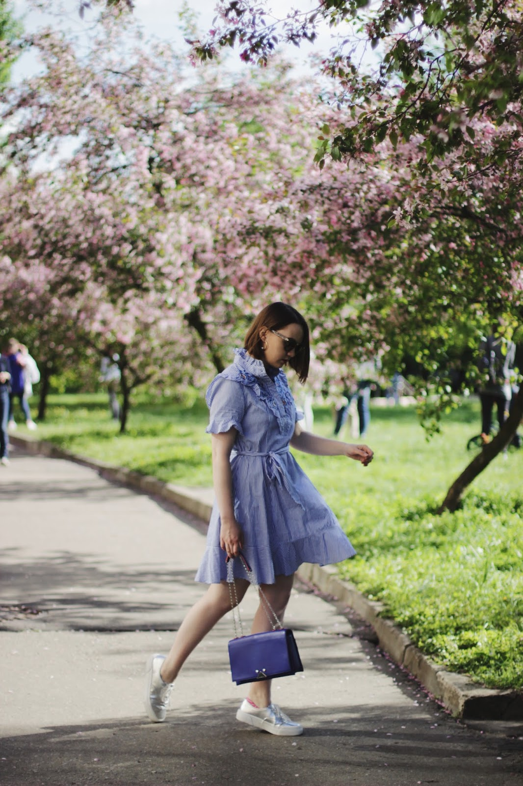 Alina Ermilova | Fashion Blogger | embroidery Dress
