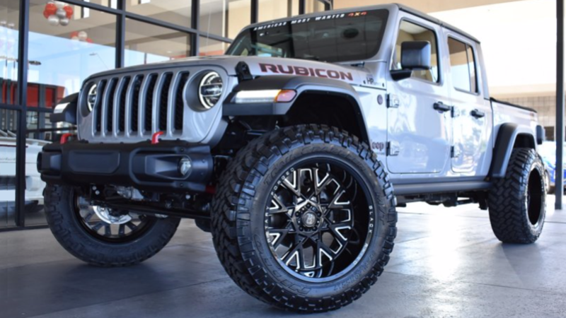 this arizona dealership is asking 148 000 for a hellcat swapped jeep gladiator life magazine dearjulius com