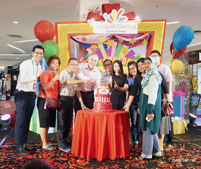 Setapak Central Mall 1st Anniversary Celebration
