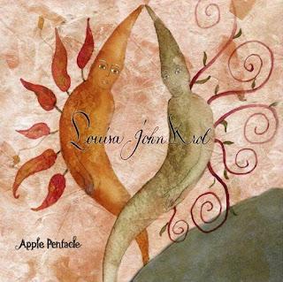 Louisa John-Krol Apple Pentacle